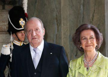 Don Juan Carlos y doña Sofía, juntos en Suecia