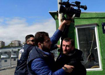 El yihadismo y las medidas contra el terrorismo amenazan la libertad de prensa
