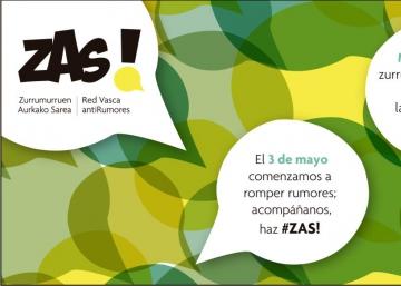 #ZAS! a los rumores sobre inmigración