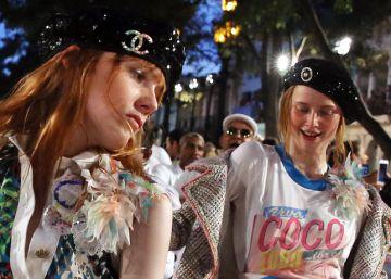Chanel deslumbra en La Habana