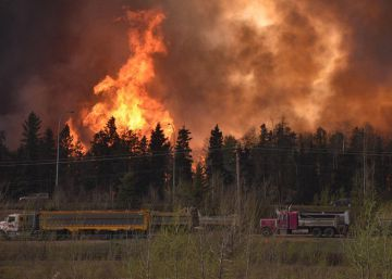 Evacuación de Fort McMurray