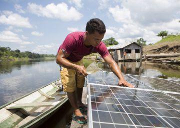 Apostando na energia solar
