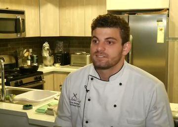 Este chef de California cocina con cannabis en su restaurante