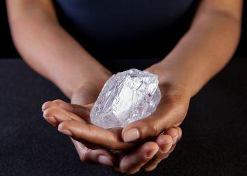Un diamante de 70 millones de dólares, a subasta