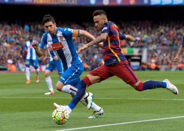 Barcelona - Espanyol, las imágenes del partido