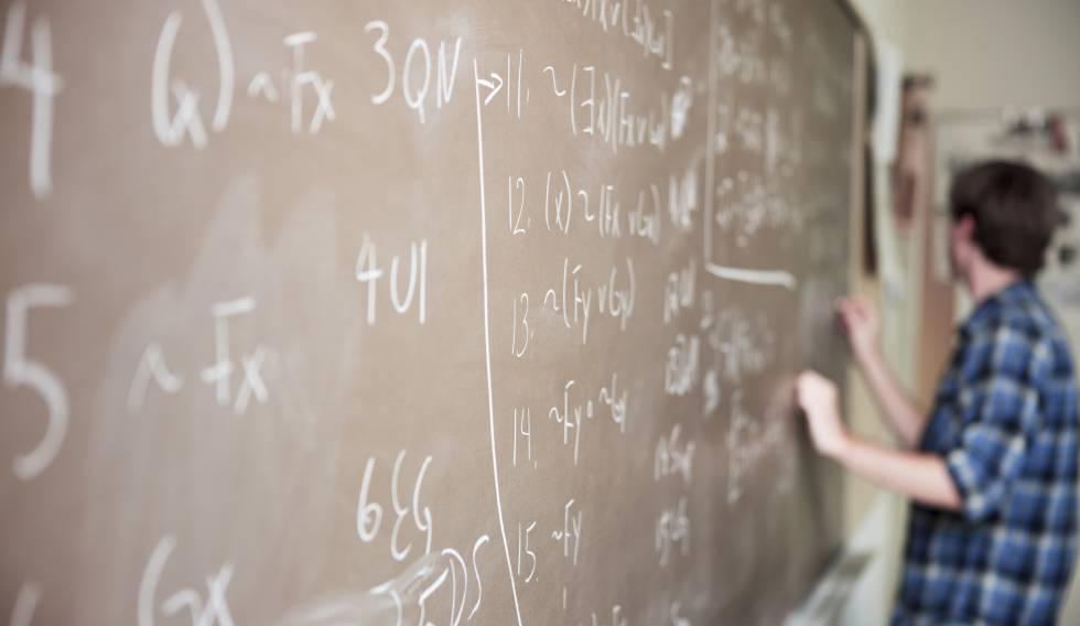 El aprendizaje matemáticas empieza a reorganizar el cerebro de los niños.