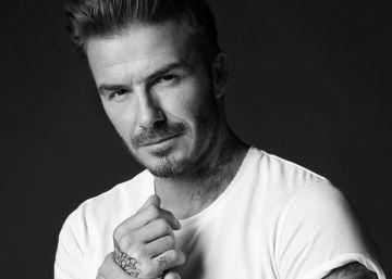 David Beckham se pasa a la cosmética
