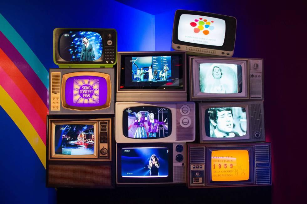 Varias televisión muestran actuaciones de los 60 años de historia de Eurovisión en la muestra 'Good Evening Europe'.