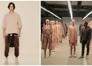Zara 'copia' la línea de ropa diseñada por Kanye West