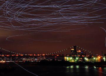 Las palomas mensajeras que alumbran el cielo de Nueva York