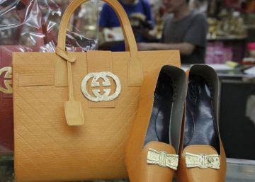 Bolsas da Gucci como oferenda aos mortos chineses