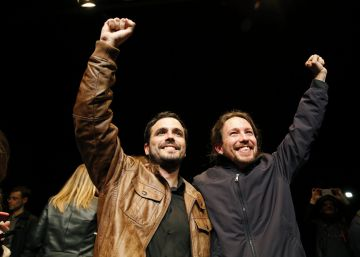 Podemos seals deal with Spanish communist group for joint election run