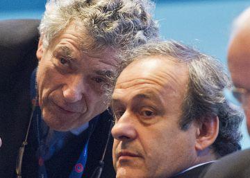 Villar es el maestro y Blatter el discípulo