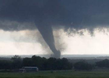 Dos muertos tras la sacudida de varios tornados en Oklahoma