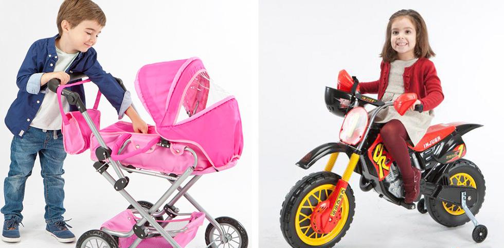 Imágenes del catálogo de la juguetería Toy Planet.