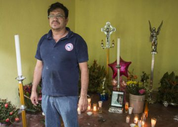 En casa del asesino de Iztapalapa