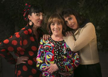 Reunión sin estrés de 'Mujeres al borde de un ataque de nervios'