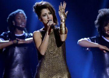 Esta es la actuación de Barei para Eurovisión filtrada en Internet