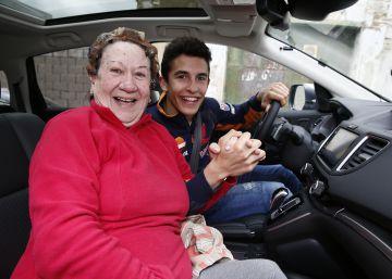 Marc Márquez busca copiloto en Villamartín