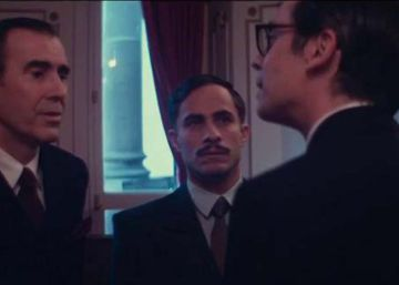 Gael García aparece en el tráiler de 'Neruda'