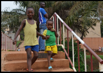 Camerún Génération Change: jóvenes que cambian barrios