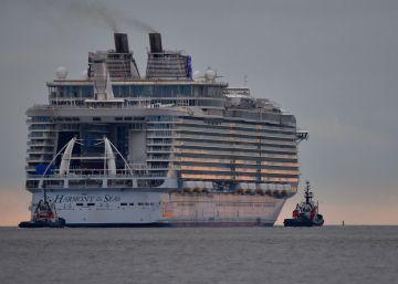 El crucero más grande del mundo