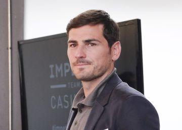 """Iker Casillas: """"No tengo un cuerpo para exhibir"""""""