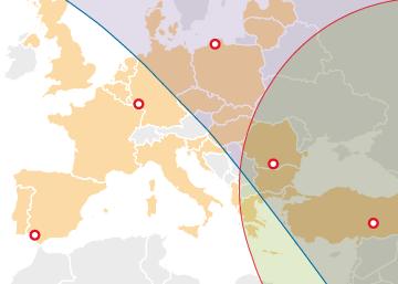 Escudo antimisiles en Europa