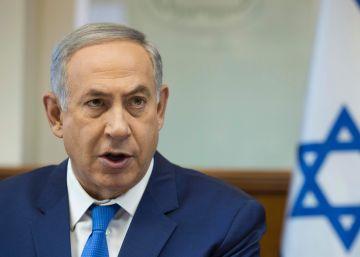 Clase particular de Netanyahu para diplomáticos
