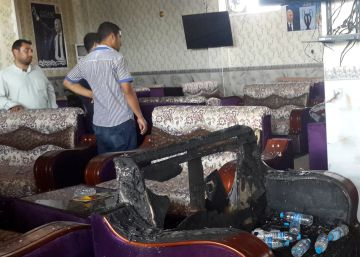 El ISIS atenta en un cafe que acoge una peña del Real Madrid en Irak