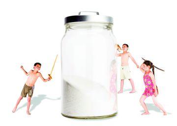 Si el azúcar fuera una droga, no dejarían que la tomaran los niños