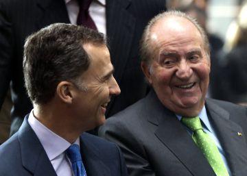 """El Rey: """"Si lo logramos en deporte, podemos lograrlo en innovación"""""""