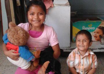 Román, Rosita y el hambre