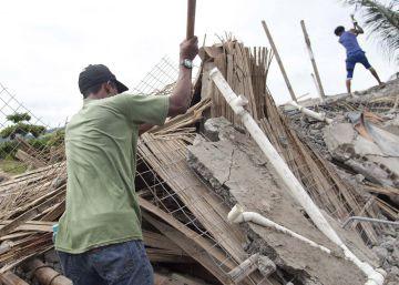 Un mes después del terremoto de Ecuador