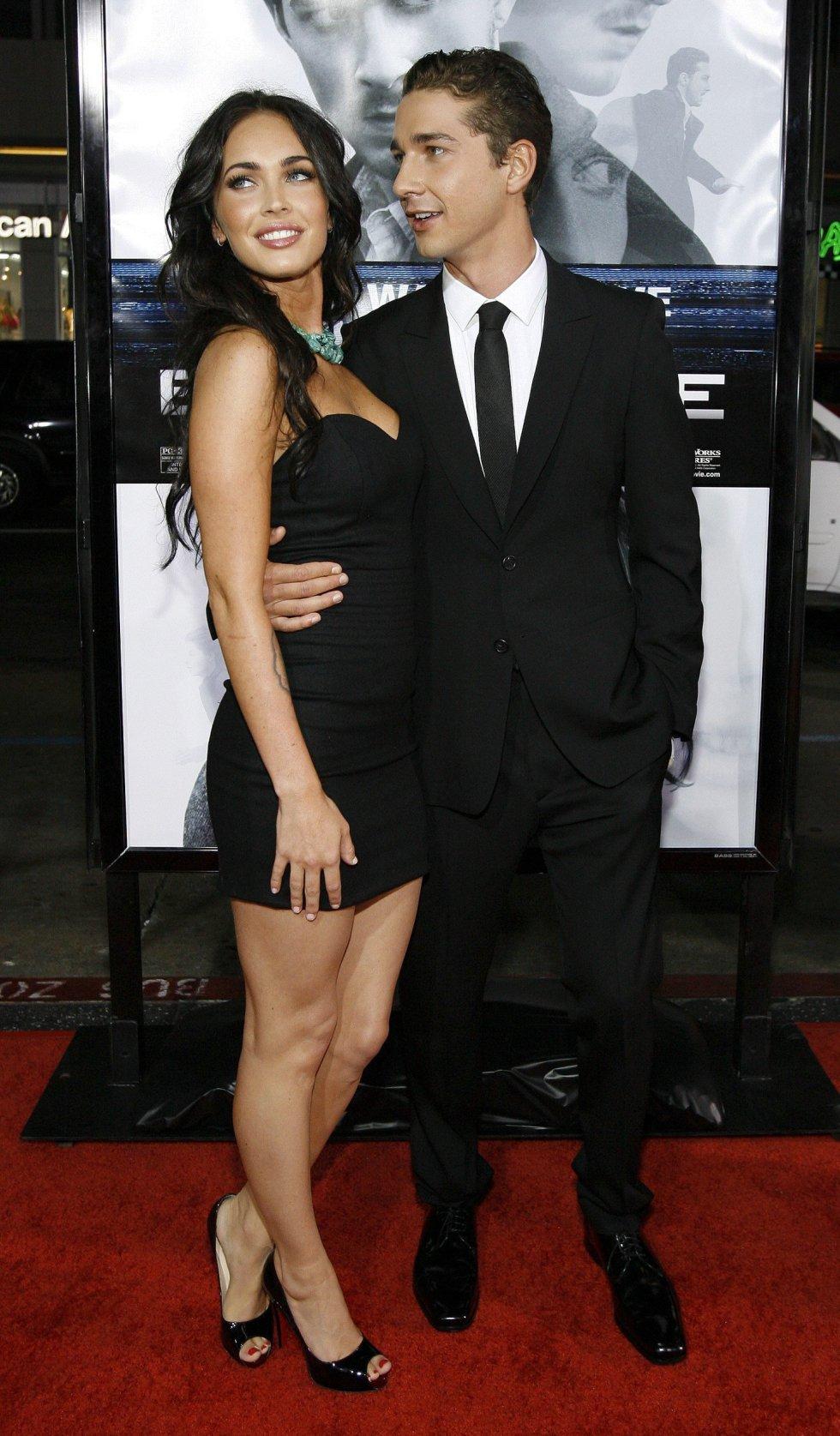 Cinta sexual Megan Fox para iTouch