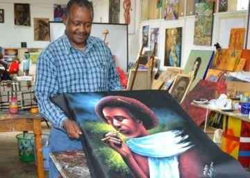 El arte como refugio en Kenia