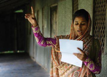 Impulsar los cambios para dar un mundo mejor a las niñas