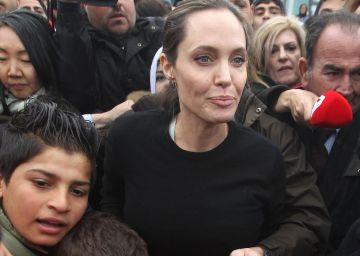 Angelina Jolie tiene un nuevo reto: la política