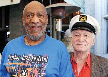 El escándalo de Bill Cosby salpica a Hugh Hefner