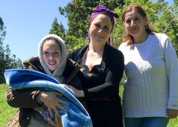 Las mamás huilliche deciden cómo dar a luz