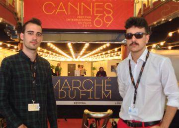 Españoles a la caza de financiación en Cannes
