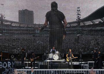 Springsteen triunfa en San Sebastián