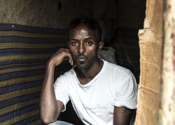 Los prófugos eritreos de Addis