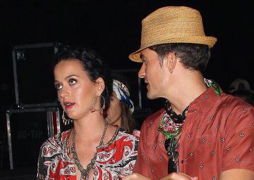 Orlando Bloom y Katy Perry siguen juntos tras Selena Gomez