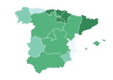 ¿Dónde se recicla más en España?