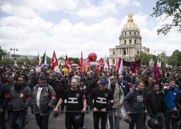 Tensión laboral en Francia