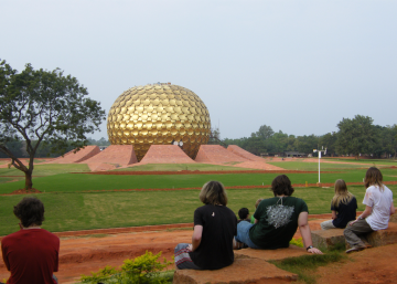 Auroville, una ciudad de