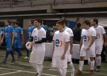 Un partido de fútbol de 120 horas para un récord Guinness