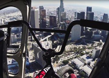 Los Ángeles sobre dos ruedas, la visión de un 'freestyler' de BMX