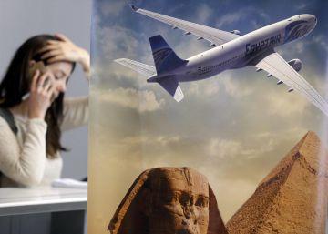 El siniestro del avión EgyptAir